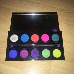 URBAN DECAY ELECTRIC PALETTE DISCONTINUED